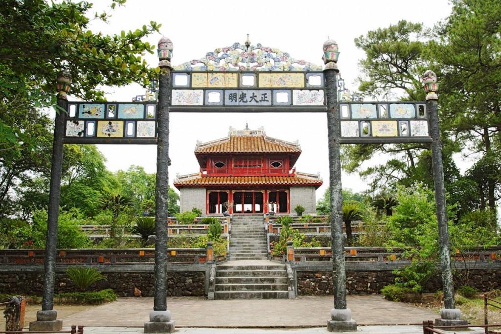 The mystical Minh Mang A truly _royal_ tomb 3 (Copy)