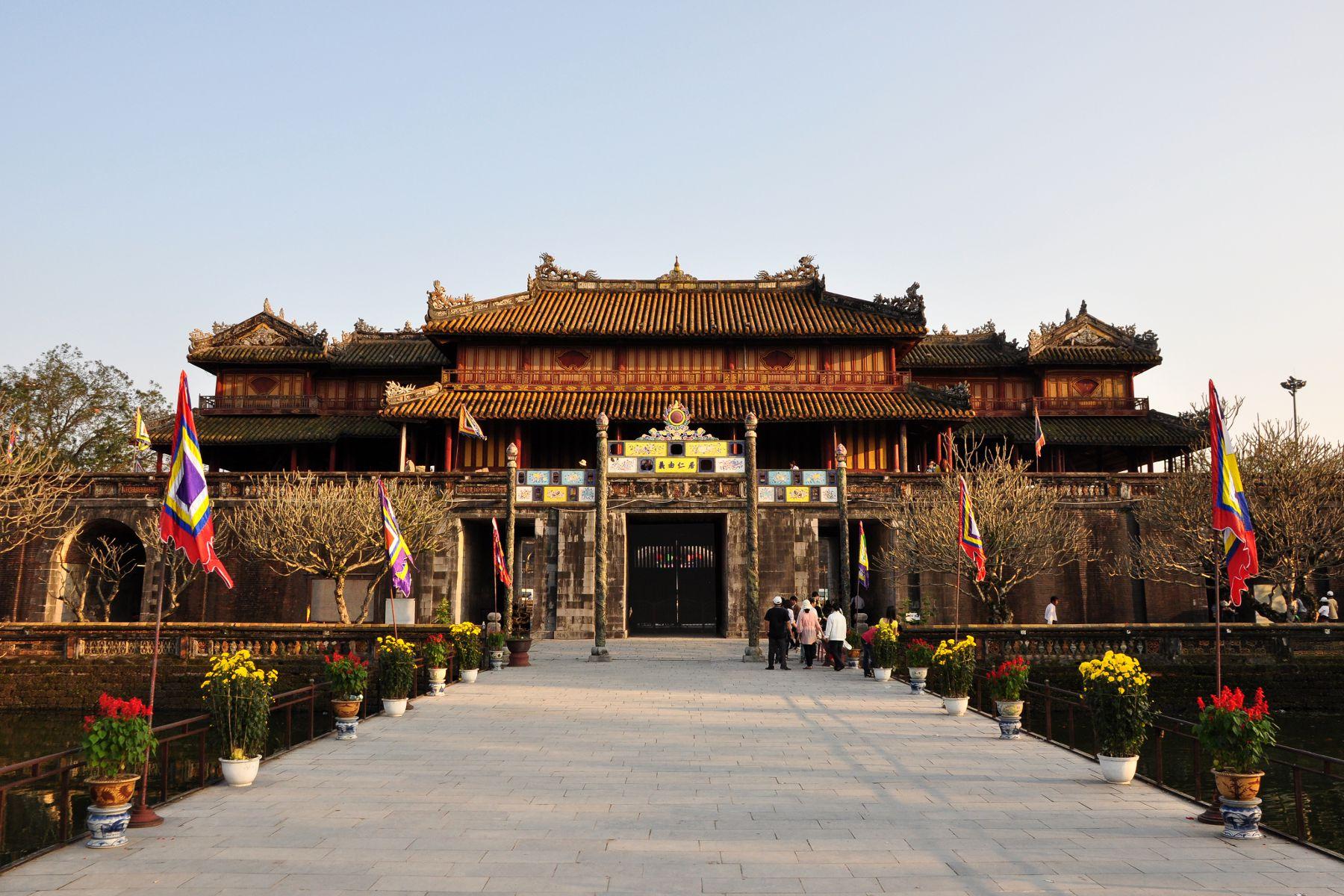 Hu vietnam arts et voyages for Appart hotel etranger